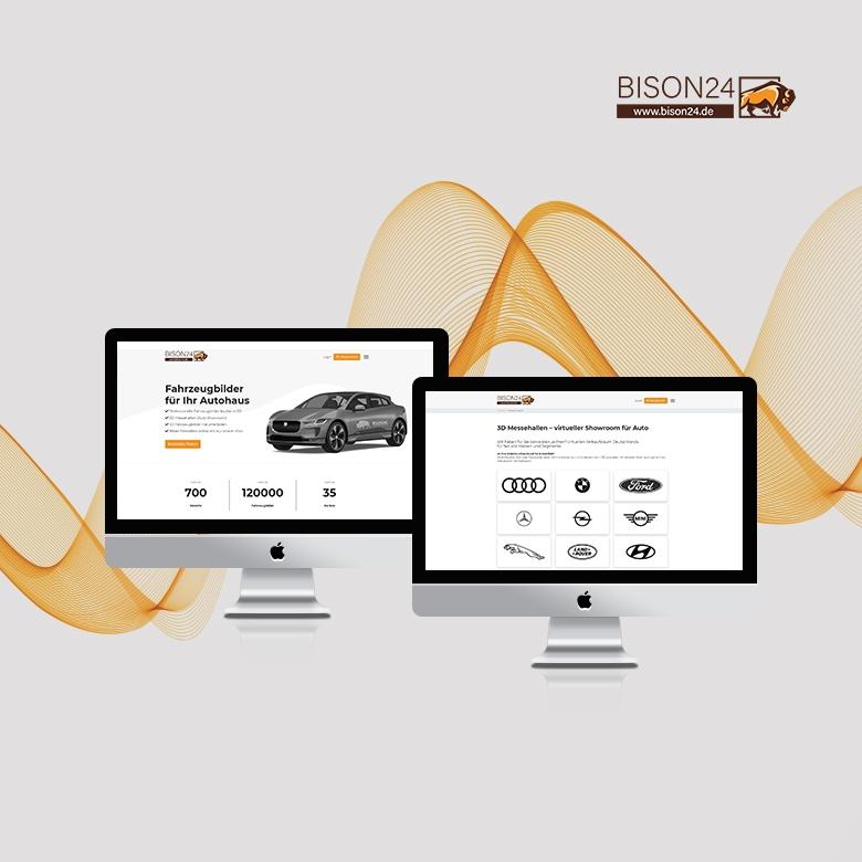 21 | Bison24 | Autoactiva Werbeagentur