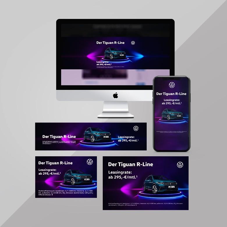 21 | Online Werbebanner | Autoactiva Werbeagentur