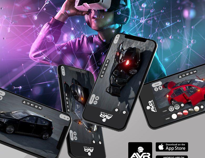 21 02 0036 AAX XX AVR App 780px V5 | 3D Apps | Autoactiva Werbeagentur